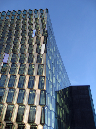 Harpa Convention Center/Concert Hall